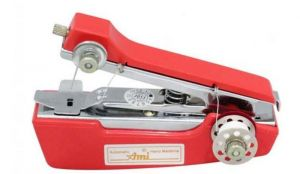Sewing Machine - Handheld Mini Portable Sewing Machine Stapler Model
