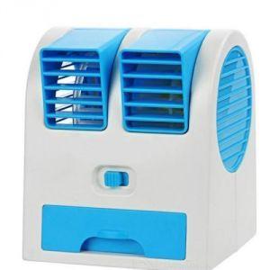 Fans - Mini Cooling Portable Small Fan Desktop Air Cooler USB
