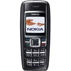 Panasonic,Motorola,Jvc,Sandisk,Digitech,Fly,Creative,Nokia Mobile Phones, Tablets - Nokia 1600 GSM Mobile