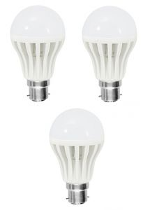 15 Watt White LED Bulb (set Of 3)