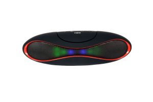 Vizio 8shape Wireless Gaming Bluetooth Speaker(black, 2.1 Channel)