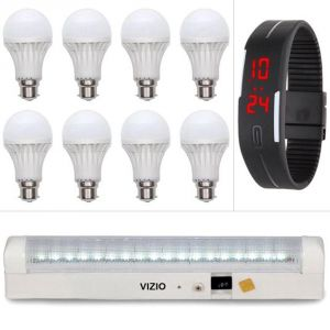 Vizio LED Bulbs & Accessories Combo