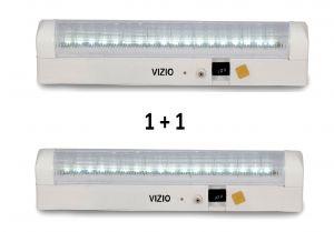 Emergency Lamps - Vizio 18 LED Emergency Lights Set of 2