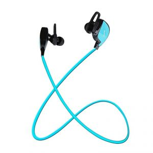 Mobile Accessories - Futaba Wireless Bluetooth 4.1 Stereo Earphone - Blue