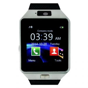 Smart watches - Raux Black Digital Smart HD Watch For Men Rx-074