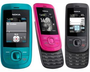 Panasonic,Motorola,Jvc,H & A,Snaptic,Nokia,Quantum,Vox,Sony Mobile Phones, Tablets - Nokia 2220 Mobile (refurbished)