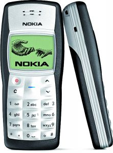 Single sim - Nokia 1100 Refurbished Phone