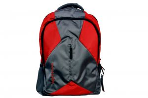 Vizio Office Bags(black And Red)