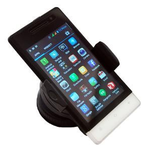 Vizio Car Mobile Holder For Mobile Phones, Gps, Pda, PSP (black)