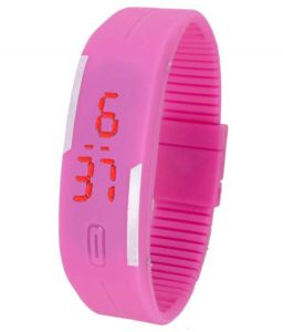 Vizio Digital Watch ( Pink )
