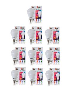 LED Bulb 12w Bright White Light LED Bulb Saving Energy 1 Set Of 10 Pcs.