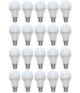 Vizio 5 W Super Write LED Bulbs(pack Of 20)