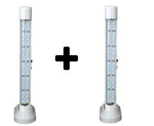 Emergency Lamps - Vizio 36 LED Emergency Lights Set Of 2