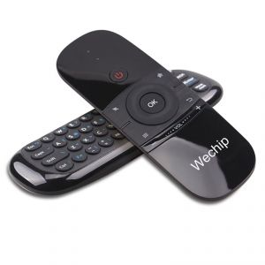 W1 Mini Fly Air Mouse Rechargeable 2.4ghz Wireless Gyro Sensor For Windows Android TV Box PC Game Box
