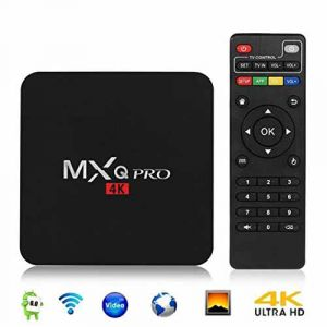 TV & Video Accessories - MXQ PRO Amlogic S905X Android 6 Marshmellow Quad Core Set Top Box XBMC Internet TV Box