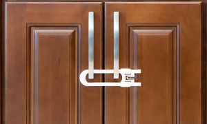 Aeoss Cabinet Locks For Child Safety Baby Proof Your Kitchen, Bathroom