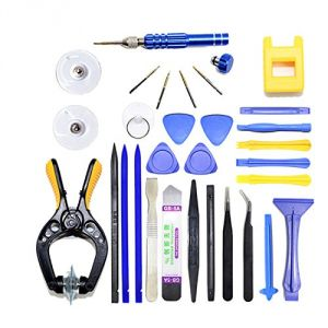 Aeoss 30 In 1 Professional Spry Pry Kit Opening Tools Repairing Mobile Phone LCD