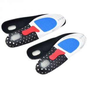 Aeoss Unisex Orthopedic Arch Support Insoles Cushion Shoe 1 Pair