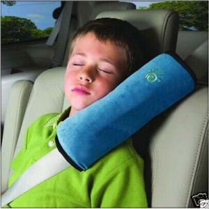 Car Accessories (Misc) - Aeoss Car Auto Safety Seat Belt Harness Shoulder Pad Cover Children Sleeping Protectio