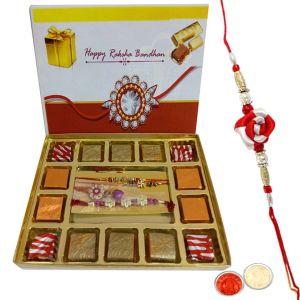 Rakhi Chocolates (India) - Assorted Homemade Chocolates