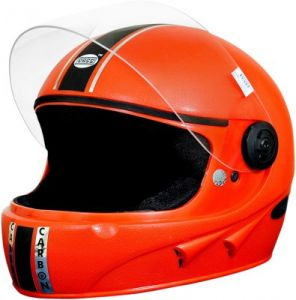Stallion Full Face Isi Helmet (red)