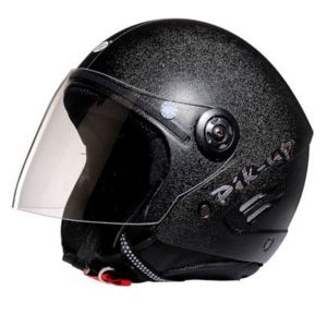 Bike Helmets - Pik-Up Open Face ISI Helmet