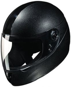 Stallion Full Face Isi Helmet (black)