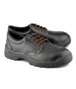 Safety, Industrial Shoes (Men's) - Wild Bull Engineer Leather Safety Shoes