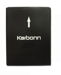 Replacement Li Ion Polymer Battery For Karbonn A6- 1400mah