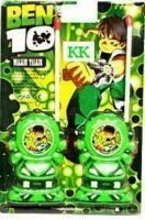 Battery Operated Toys - Ben 10 Walkie Talkie Kids Toy Battery Operated