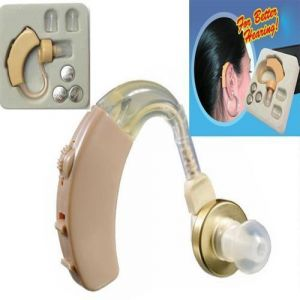 Hearing aids - Cyber Sonic Hearing Aid Sound Enhancer Machine For Ear Hearing Problem Deaf