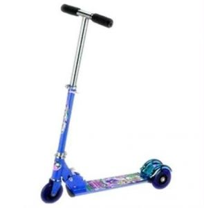 Bikes - Kids Alloy Foldable 3 Wheel Scooter, From Wholesaler