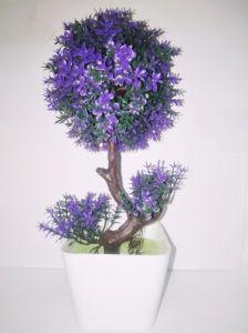 Flowers - Artificial Bonsai Plant with pot