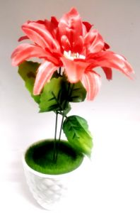 Artificial Flower Bonsai Plants