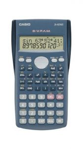 Calculators - Casio Fx-82ms Scientific Calculator (digits-12)