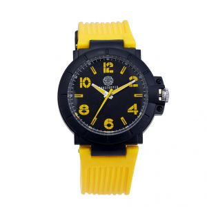 Shostopper Sporty Black Dial Analogue Watch For Men (product Code - Sj60022wm)
