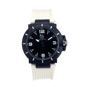 Shostopper Sporty Black Dial Analogue Watch For Men (product Code - Sj60032wm)