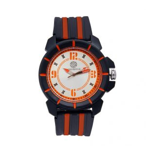 Shostopper Candy Sporty White Dial Analogue Watch For Men (product Code - Sj60055wm)