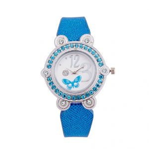 Shostopper Sublime White Dial Analogue Watch For Women (product Code - Sj62003ww)