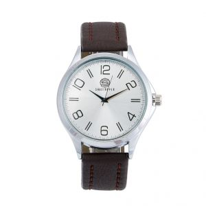 Shostopper Richmen (product Code -silver Dial Analogue Watch For Men (product Code - Sj60029wm)