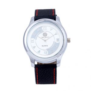 Shostopper Roman Numeric White Dial Analogue Watch For Men (product Code - Sj60021wm)