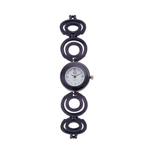 Shostopper Exotic White Dial Analogue Watch For Women (product Code - Sj62040ww)