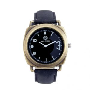 Shostopper Royale Black Dial Analogue Watch For Men (product Code - Sj60026wm)