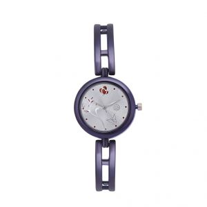 Shostopper Beautiful Silver Dial Analogue Watch For Women (product Code - Sj62039ww)