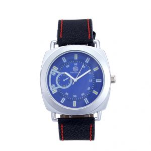 Shostopper Mint Blue Dial Analogue Watch For Men (product Code - Sj60018wm)