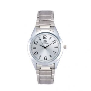 Shostopper Casual Metallic Grey Dial Analogue Watch For Men (product Code - Sj60043wm)