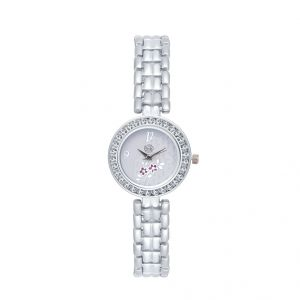 Shostopper Dream Grey Dial Analogue Watch For Women (product Code - Sj62032ww)