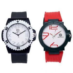 Shostopper Vintage Collection Combo Watches For Mens (product Code - Sj165wcb)