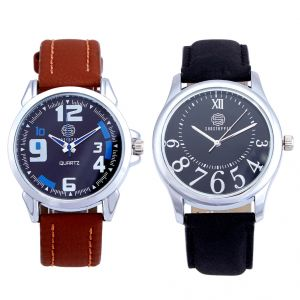 Shostopper Vintage Collection Combo Watches For Mens (product Code - Sj172wcb)