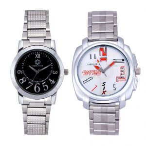Shostopper Vintage Collection Combo Watches For Mens (product Code - Sj177wcb)